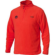 Drake Waterfowl Men's Auburn Half-Zip Camp Fleece Jacket