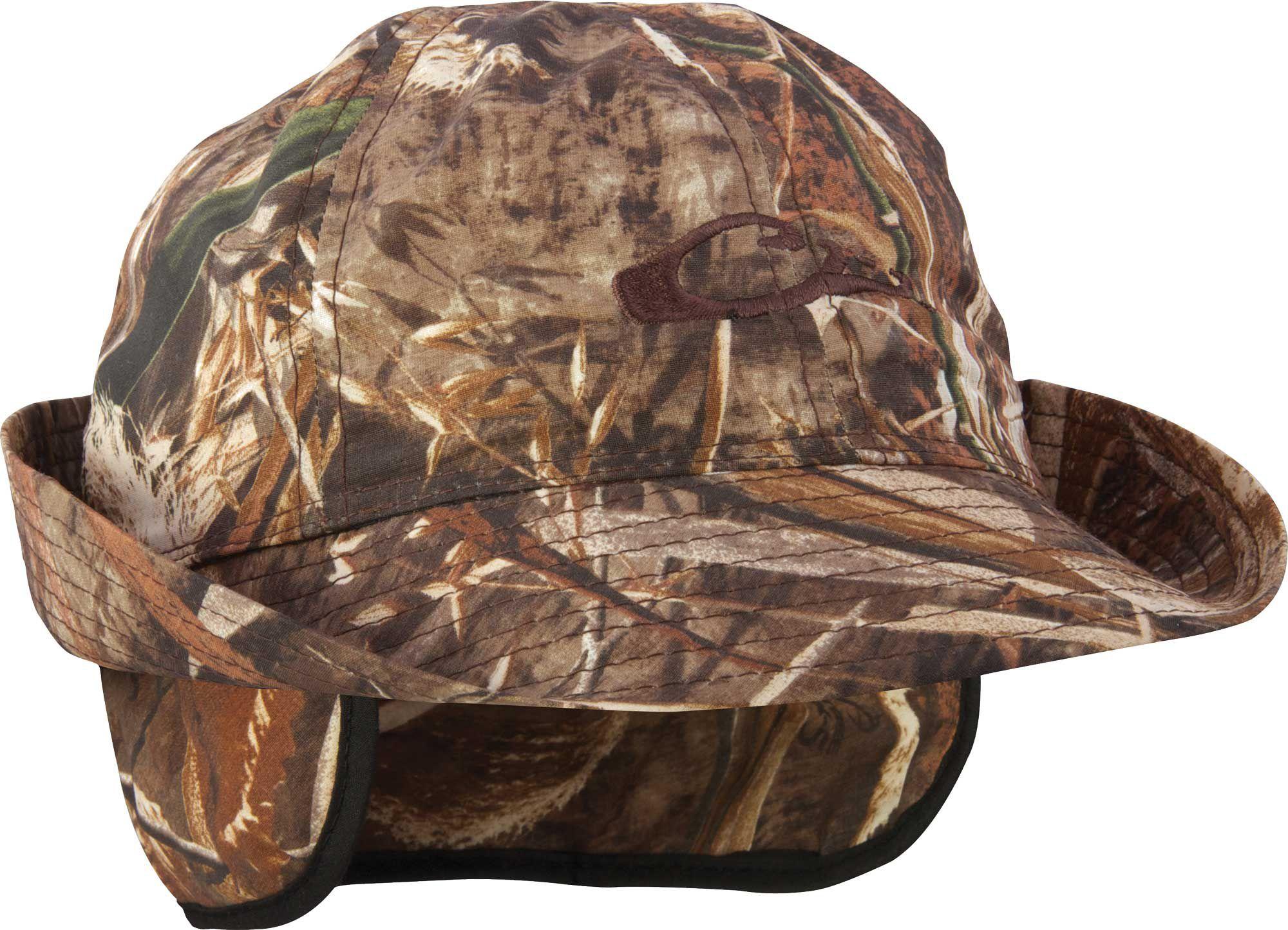 Drake Waterfowl Men's Gore-Tex Jones Hat, Medium/Large, Max-5