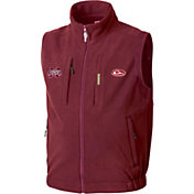 Drake Waterfowl Men's Mississippi State Windproof Fleece Vest