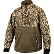 Drake Waterfowl Men's Guardian Elite Eqwader ¼ Zip Hunting Jacket
