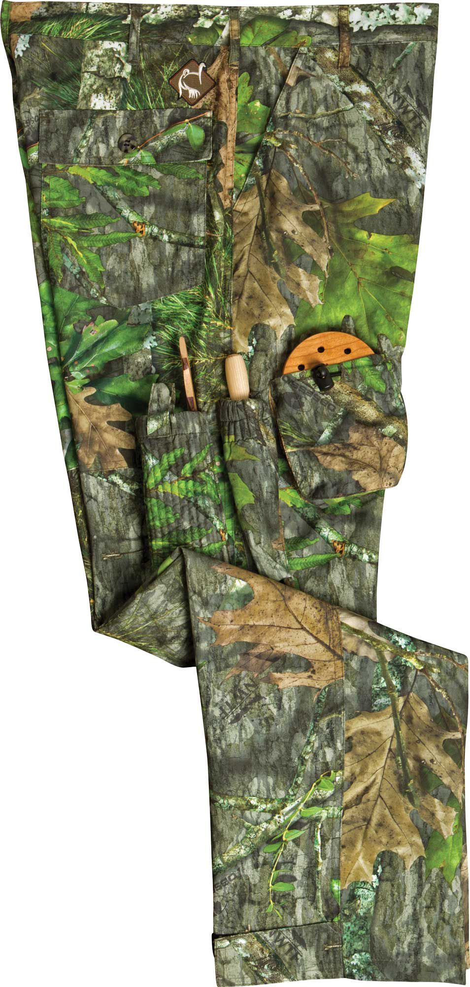 Ol' Tom Men's Technical Turkey Hunting Pants, Size: XXL, Mossy Oak Obsession Nwtf thumbnail