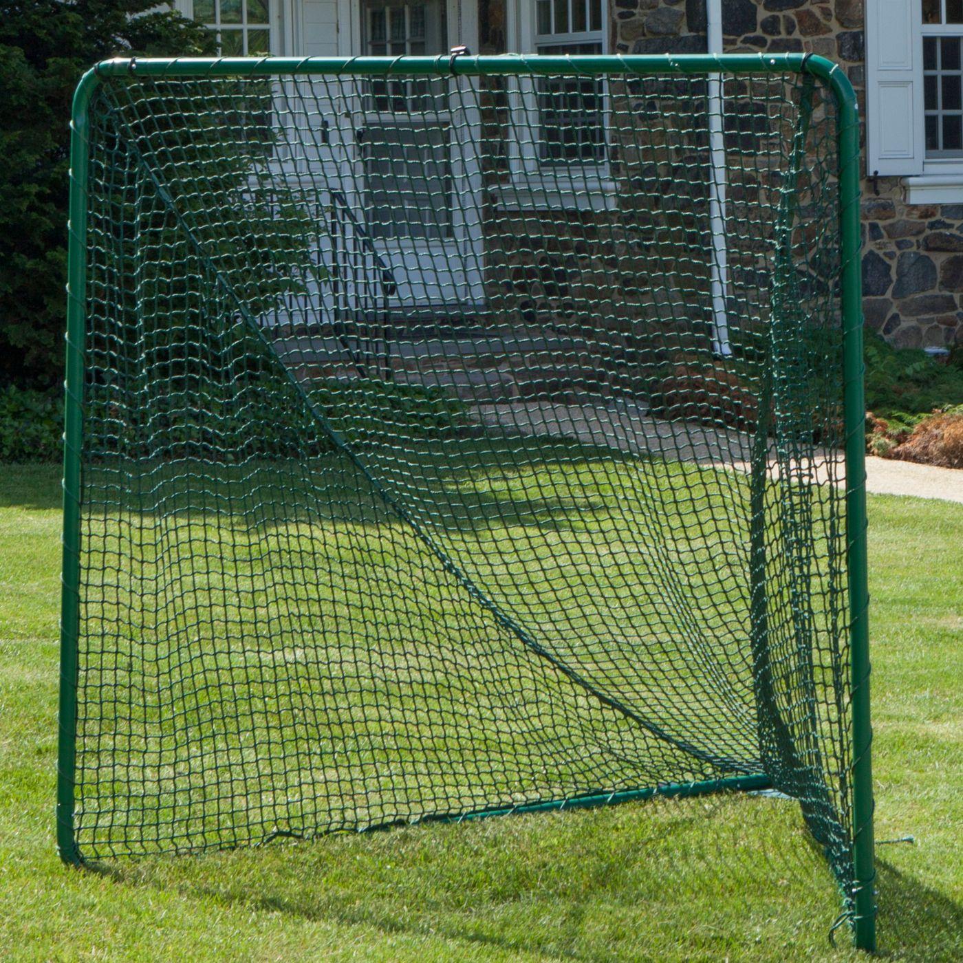 FoldFast Green Lacrosse Goal w/ 5mm Net