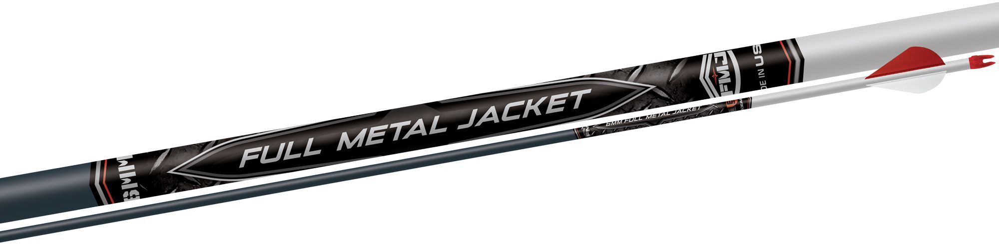 Easton 6MM Full Metal Jacket Arrows, Size: 320 thumbnail