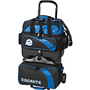 Ebonite Equinox 4-Ball Bowling Ball Roller Bag