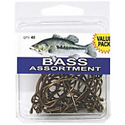 Eagle Claw Bass Hook Assortment