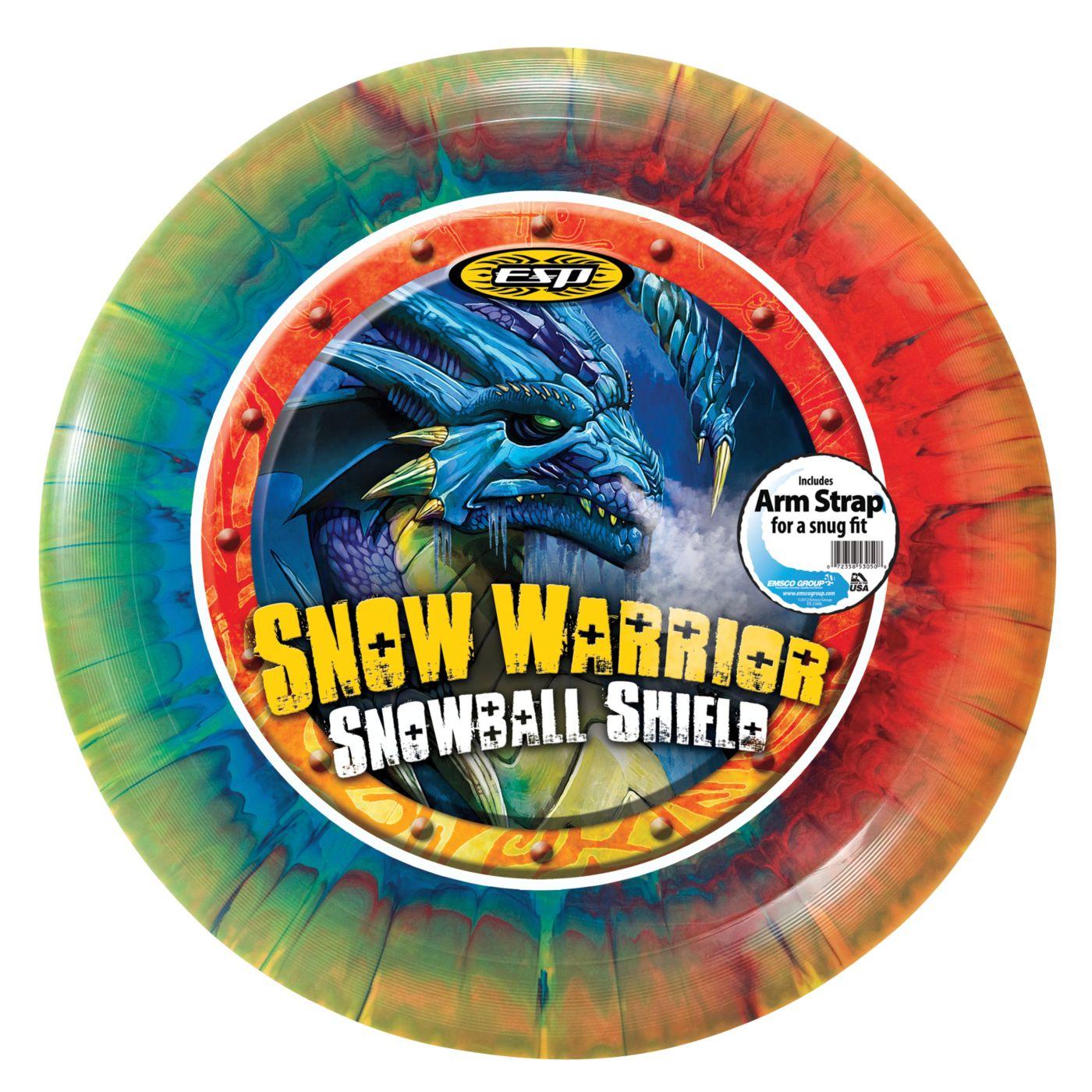 Emsco Snow Warrior Samurai Shield