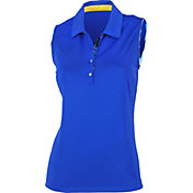 EP Pro Women's Tour-Tech Sleeveless Rounded Polo