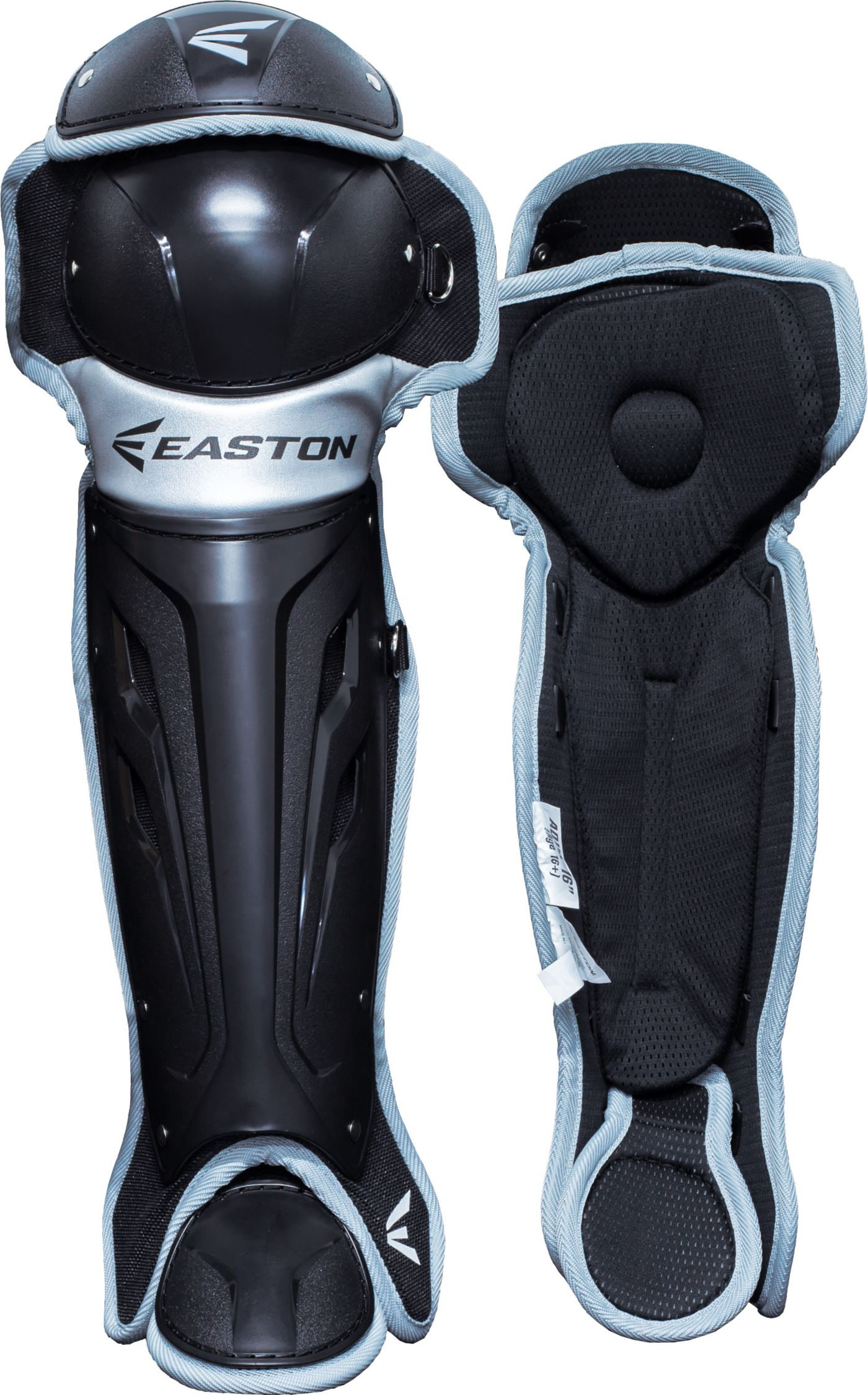 Easton Adult Gametime Elite Leg Guards