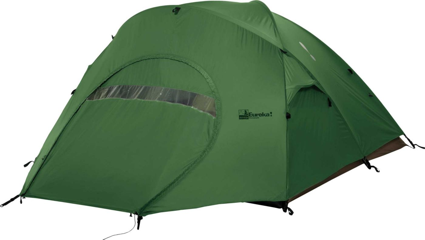 Eureka! Assault Outfitter 4 Person Tent