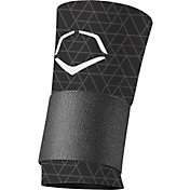 EvoShield Adult EvoCharge Batter's Wrist Guard w/ Strap in Black