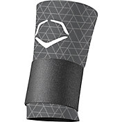 EvoShield Adult EvoCharge Batter's Wrist Guard w/ Strap in Grey