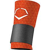 EvoShield Adult EvoCharge Batter's Wrist Guard w/ Strap in Orange
