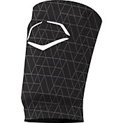 EvoShield Adult EvoCharge Batter's Wrist Guard in Black