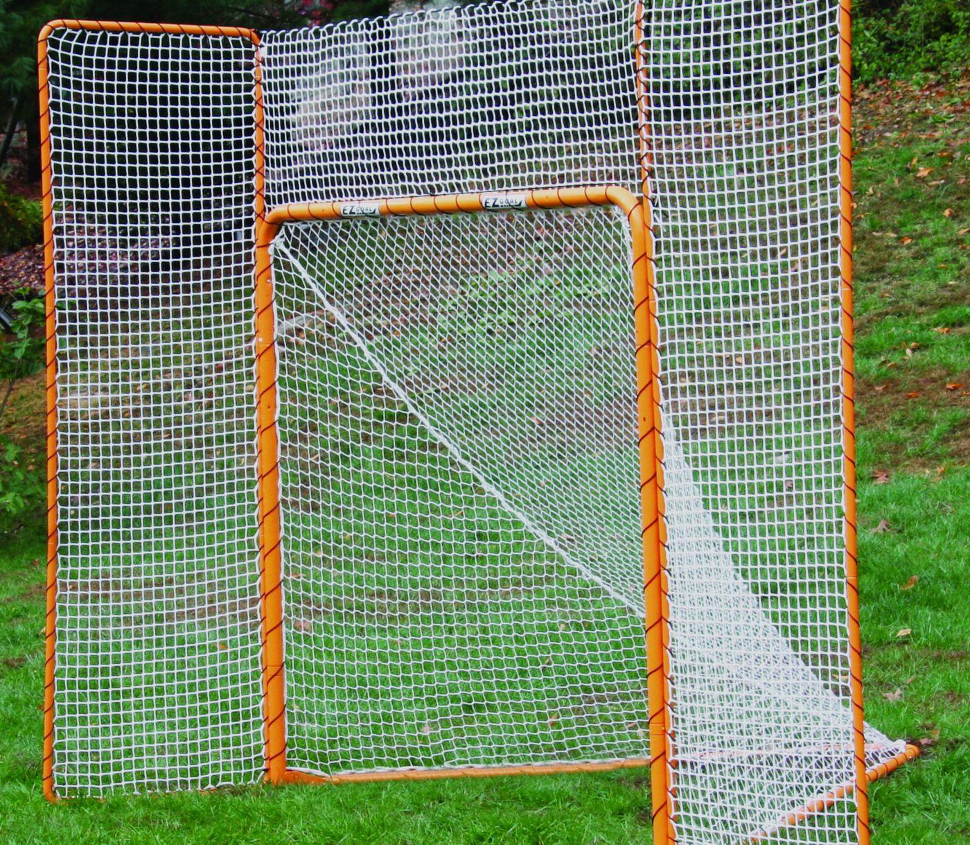 EZ Goal Monster Lacrosse Goal with Backstop