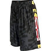 Fit 2 Win Men's Maryland Terrapins Maryland Pride Black Shorts