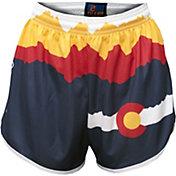 Fit 2 Win Women's Colorado Buffaloes Colorado Mountain Shorts