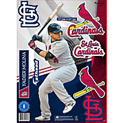 Fathead St. Louis Cardinals Yadier Molina Teammate Wall Decal