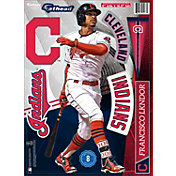 Fathead Cleveland Indians Francisco Lindro Teammate Wall Decal