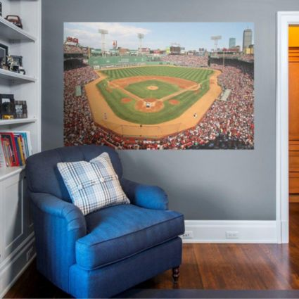 Fathead Boston Red Sox Fenway Park Stadium Mural Wall Decal