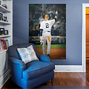 Fathead New York Yankees Derek Jeter Yankee Farewell Mural Wall Decal