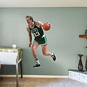 Fathead Boston Celtics Larry Bird Legend Wall Decal