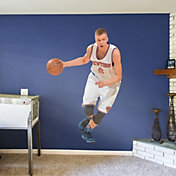 Fathead New York Knicks Kristaps Porzingis Wall Decal