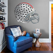 Fathead Ohio State Buckeyes Helmet Wall Decal