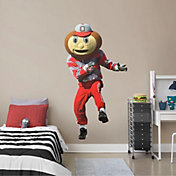 Fathead Ohio State Buckeyes Illustrated Mascot Wall Decal