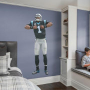 Fathead Carolina Panthers Cam Newton Wall Decal