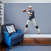 Fathead New England Patriots Tom Brady Wall Decal