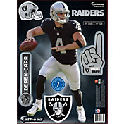 Fathead Oakland Raiders Derek Carr Teammate Wall Decal