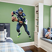 Fathead Seattle Seahawks Russell Wilson Wall Decal