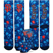 San Francisco Giants Banana Socks