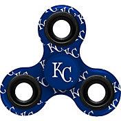 FOCO Kansas City Royals All-Over Print Three Way Diztracto Spinnerz