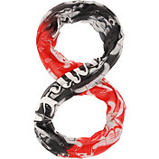 FOCO Chicago Bulls Gradient Infinity Scarf