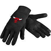 FOCO Chicago Bulls Texting Gloves