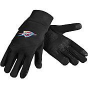 FOCO Oklahoma City Thunder Texting Gloves