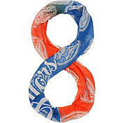 Forever Collectibles Florida Gators Gradient Infinity Scarf