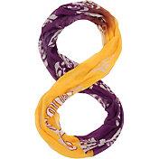 FOCO LSU Tigers Gradient Infinity Scarf