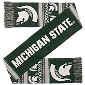 FOCO Michigan State Spartans Ugly Scarf