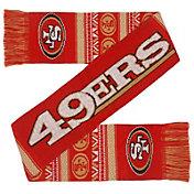 FOCO San Francisco 49ers Ugly Scarf