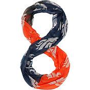 FOCO Denver Broncos Gradient Infinity Scarf