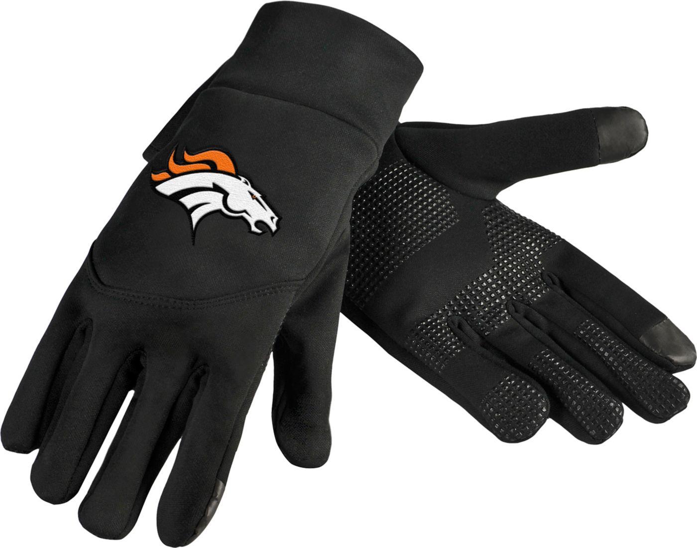 FOCO Denver Broncos Texting Gloves