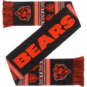 FOCO Chicago Bears Ugly Scarf