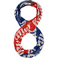 FOCO New York Giants Gradient Infinity Scarf