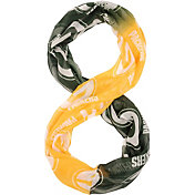 FOCO Green Bay Packers Gradient Infinity Scarf