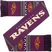 FOCO Baltimore Ravens Ugly Scarf