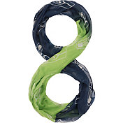 FOCO Seattle Seahawks Gradient Infinity Scarf