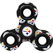 FOCO Pittsburgh Steelers Three Way Diztracto Spinnerz