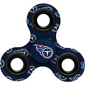 FOCO Tennessee Titans All-Over Print Three Way Diztracto Spinnerz